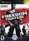 Freedom Fighters Xbox Game Off the Charts