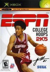 College Hoops 2K5 Xbox Game Off the Charts