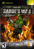 Army Men Sarge's War Xbox Game Off the Charts