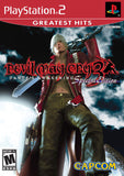 Devil May Cry 3 Dantes Awakening Special Edition Playstation 2 Game Off the Charts