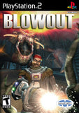 Blowout Playstation 2 Game Off the Charts