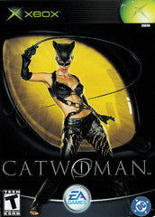 Catwoman Xbox Game Off the Charts