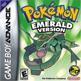 Pokemon Emerald Game Boy Advance Game Off the Charts