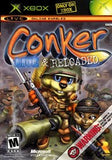 Conker Live and Reloaded Xbox Game Off the Charts