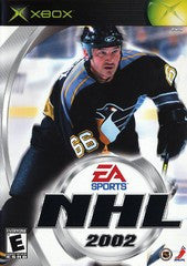 NHL 2002 Xbox Game Off the Charts