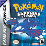 Pokemon Sapphire Game Boy Advance Game Off the Charts