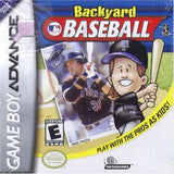 Backyard Baseball Game Boy Advance Game Off the Charts