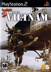 Conflict: Vietnam Playstation 2 Game Off the Charts