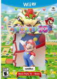 Mario Party 10 Wii U Game Off the Charts