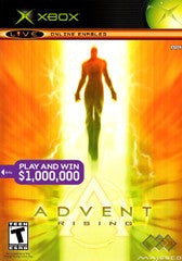 Advent Rising Xbox Game Off the Charts