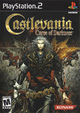 Castlevania Curse of Darkness Playstation 2 Game Off the Charts
