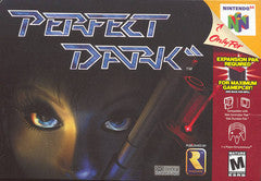 Perfect Dark - Off the Charts Video Games