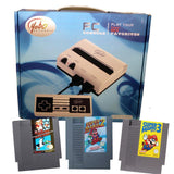 FC Mini Nintendo NES System with Super Mario Bros. 1, 2, 3 Nintendo NES Console Off the Charts