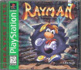 Rayman Playstation Game Off the Charts