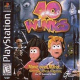 40 Winks Playstation Game Off the Charts