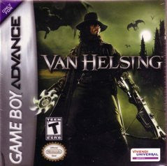 Van Helsing Game Boy Advance Game Off the Charts