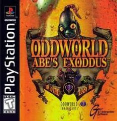 Oddworld: Abe's Exoddus - Off the Charts Video Games