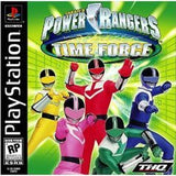 Power Rangers Time Force - Off the Charts Video Games