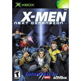 X-Men Next Dimension Xbox Game Off the Charts