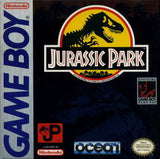 Jurassic Park Game Boy Game Off the Charts