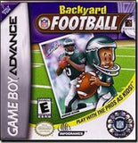 Backyard Football Game Boy Advance Game Off the Charts