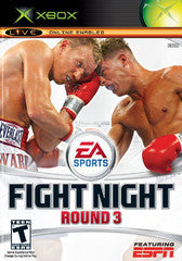 Fight Night Round 3 Xbox Game Off the Charts