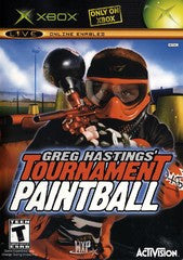 Greg Hastings' Tournament Paintball Xbox Game Off the Charts