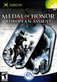 Medal of Honor European Assault Xbox Game Off the Charts