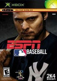 ESPN Baseball Xbox Game Off the Charts