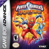 Power Rangers Ninja Storm - Off the Charts Video Games