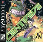 Centipede Playstation Game Off the Charts