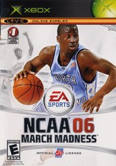 NCAA March Madness 06 Xbox Game Off the Charts