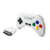 SuperRetro Wireless Controller Solo Pack for Super Nintendo SNES by Retro-Bit Super Nintendo Accessory Off the Charts