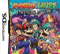Mario & Luigi: Partners in Time - Off the Charts Video Games