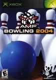 AMF Bowling 2004 Xbox Game Off the Charts