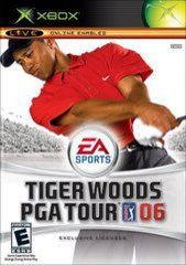 Tiger Woods PGA Tour 06 Xbox Game Off the Charts