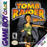 Tomb Raider Curse of the Sword Game Boy Color Game Off the Charts