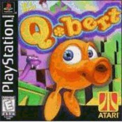 Q*Bert - Off the Charts Video Games
