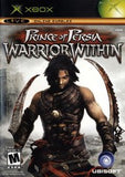 Prince of Persia: Warrior Within Xbox Game Off the Charts