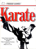 Karate Atari 2600 Game Off the Charts