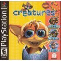 Creatures Playstation Game Off the Charts