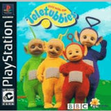 Play With the Teletubbies Playstation Game Off the Charts