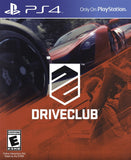 Drive Club Playstation 4 Game Off the Charts