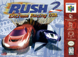 Rush 2 Nintendo 64 Game Off the Charts