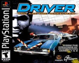 Driver Playstation Game Off the Charts