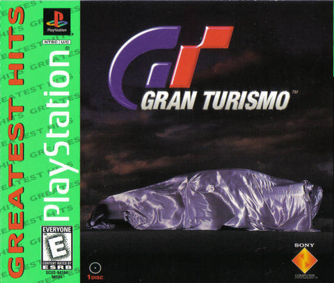 Gran Turismo - Off the Charts Video Games