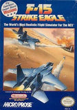 F-15 Strike Eagle - Off the Charts Video Games