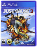 Just Cause 3 Playstation 4 Game Off the Charts