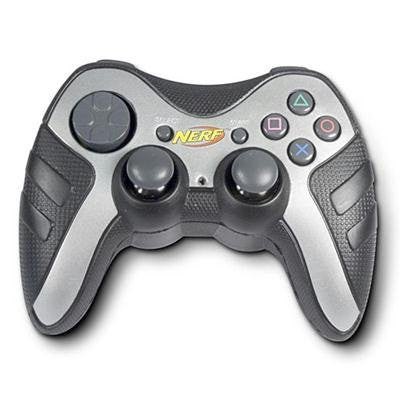Playstation 2 Nerf Wireless Controller [PlayStation2] Playstation 2 Accessory Off the Charts