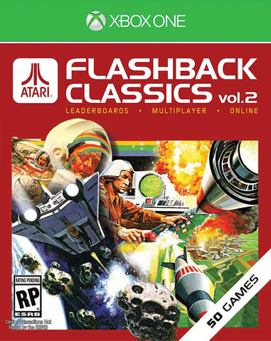 Atari Flashback Classics: Volume 2 [Xbox One] Xbox One Game Off the Charts